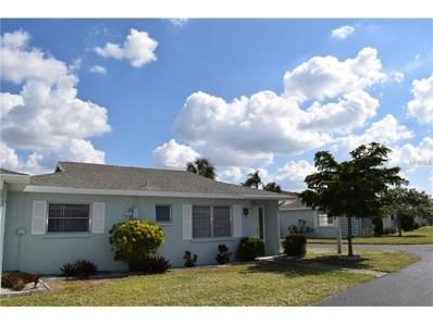 1020 Beach Manor Circle UNIT 41, Venice, FL 34285 - MLS#: N5915020