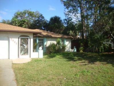 2863 Gentian Road, Venice, FL 34293 - MLS#: N5915653