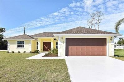 699 Acadia Road, Venice, FL 34293 - MLS#: N5915721