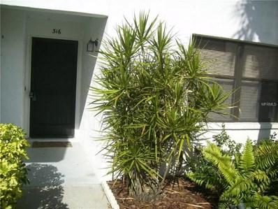 1100 Capri Isles Boulevard UNIT 316, Venice, FL 34292 - MLS#: N5915955