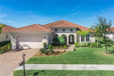 132 Valenza Loop, North Venice, FL 34275 - MLS#: N5916231