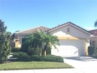 481 Montelluna Drive, North Venice, FL 34275 - MLS#: N5916479