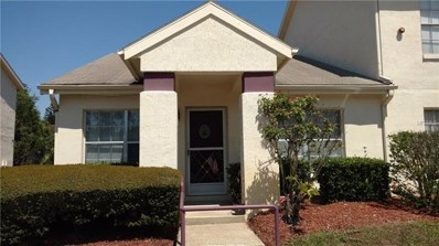 7925 Hardwick Drive UNIT 511, New Port Richey, FL 34653 - MLS#: N6100022