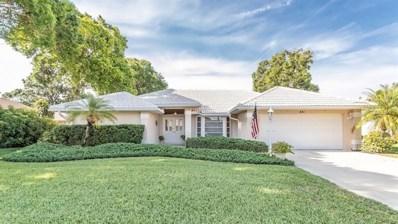 441 Lake Of The Woods Drive, Venice, FL 34293 - MLS#: N6100451