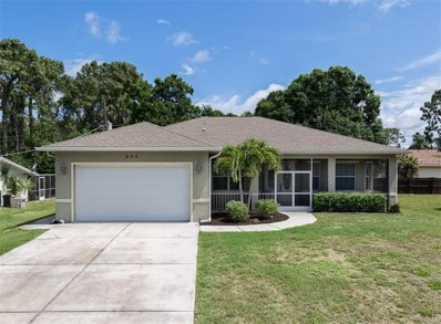 603 Beverly Road, Venice, FL 34293 - MLS#: N6100532