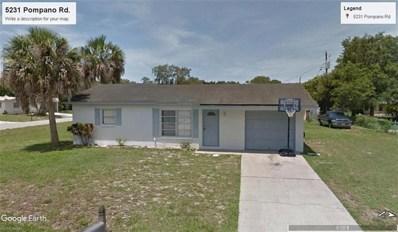 5231 Pompano Road, Venice, FL 34293 - MLS#: N6100893