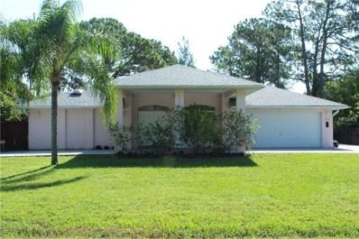 11900 De Leon Drive, North Port, FL 34287 - MLS#: N6100936