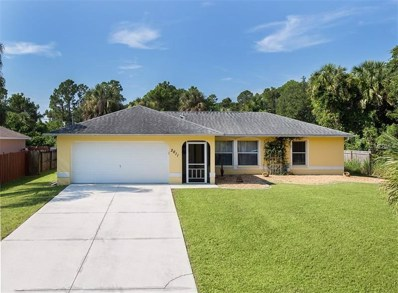 2611 Silk Avenue, North Port, FL 34286 - MLS#: N6101237