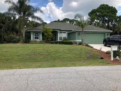 2717 Begonia Terrace, North Port, FL 34286 - MLS#: N6101467