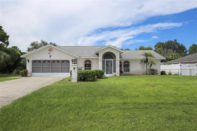 2724 W Price Boulevard, North Port, FL 34286 - #: N6101528