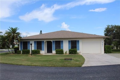741 Vivienda West Boulevard UNIT 24, Venice, FL 34293 - MLS#: N6101577