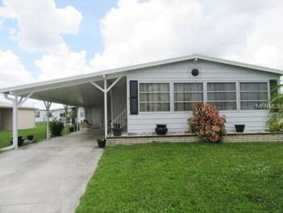 199 Palm Harbor Drive, North Port, FL 34287 - MLS#: N6101826