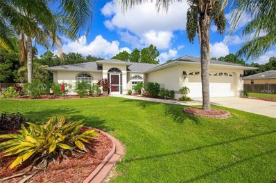 3357 N Chamberlain Boulevard, North Port, FL 34286 - MLS#: N6102250