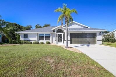 6167 Rowe Street, Englewood, FL 34224 - MLS#: N6102588