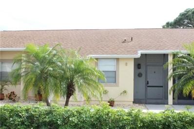 6796 Gasparilla Pines Boulevard UNIT 8, Englewood, FL 34224 - MLS#: N6102636