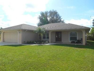 8555 Leopold Avenue, North Port, FL 34287 - MLS#: N6102643