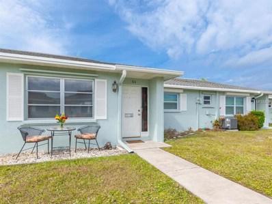 1019 Beach Manor Circle UNIT 51, Venice, FL 34285 - MLS#: N6102869