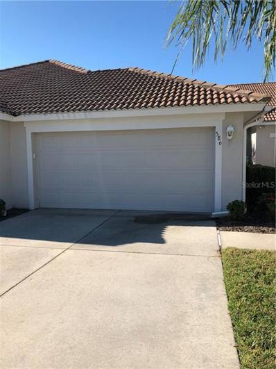586 Back Nine Drive, Venice, FL 34285 - MLS#: N6102969