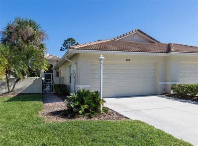 323 Auburn Woods Circle, Venice, FL 34292 - MLS#: N6103111