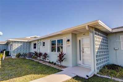 1018 Beach Manor Circle UNIT 40, Venice, FL 34285 - #: N6103258