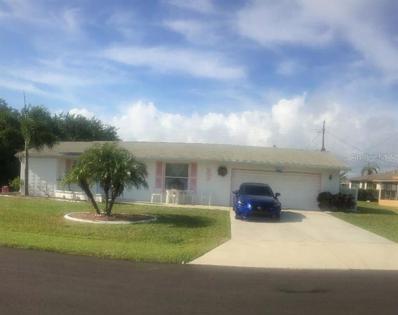 218 Warwick Street NW, Port Charlotte, FL 33952 - MLS#: N6103509