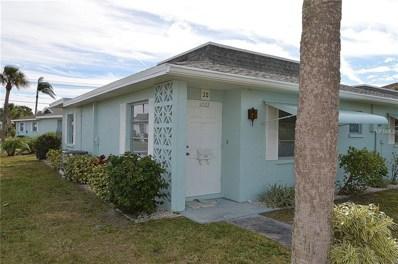 1022 Beach Manor Center UNIT 30, Venice, FL 34285 - MLS#: N6103610