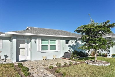 1025 Beach Manor Circle UNIT 48, Venice, FL 34285 - #: N6107166
