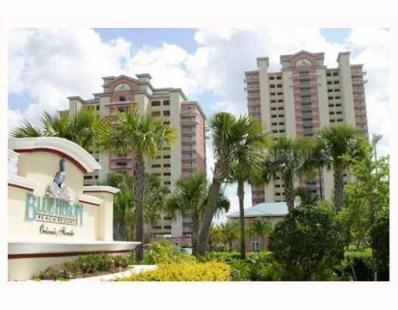 13427 Blue Heron Beach Drive UNIT 2105, Orlando, FL 32821 - #: O5101871