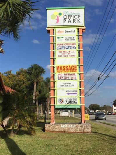 4401 E Colonial Drive, Orlando, FL 32803 - MLS#: O5425531