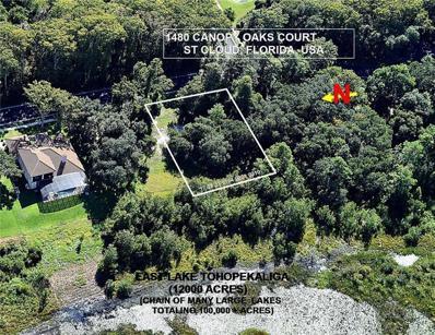 1480 Canopy Oaks Court, Saint Cloud, FL 34771 - MLS#: O5467748