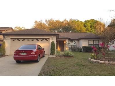 5721 Lakefield Court UNIT 1, Orlando, FL 32810 - MLS#: O5490221