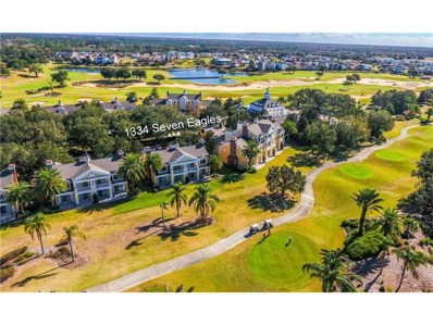 1334 Seven Eagles Court UNIT 141, Reunion, FL 34747 - MLS#: O5490251