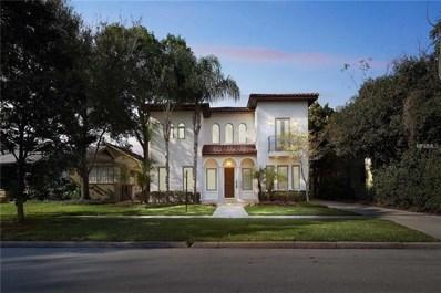 513 Raehn Street, Orlando, FL 32806 - MLS#: O5499434