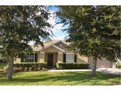 1245 Juniper Hammock Street, Winter Garden, FL 34787 - MLS#: O5502187