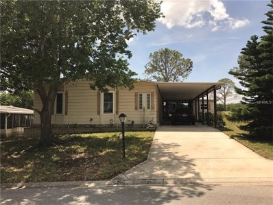 3832 Parway Road UNIT 1344, Zellwood, FL 32798 - MLS#: O5505186