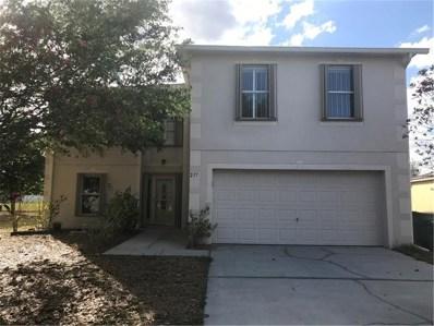 237 Bedford Drive, Kissimmee, FL 34758 - MLS#: O5506247