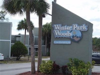 307 Scottsdale Square UNIT 307, Winter Park, FL 32792 - MLS#: O5506679