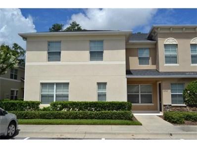 232 Carina Circle, Sanford, FL 32773 - MLS#: O5506899