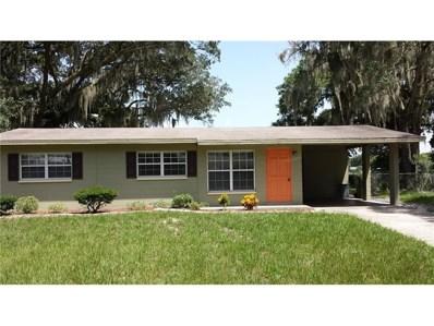 504 Scenic Street, Leesburg, FL 34748 - MLS#: O5508040