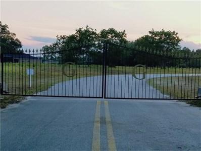 Lot 71 Ocilla Loop, Clermont, FL 34714 - MLS#: O5508171