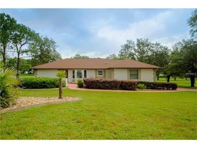 465 E Dakota Court, Hernando, FL 34442 - MLS#: O5508409