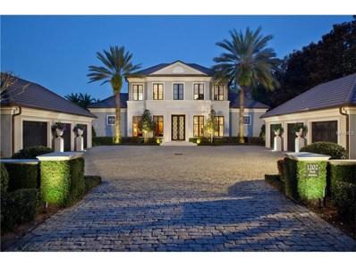 1202 N Park Avenue, Winter Park, FL 32789 - MLS#: O5509097