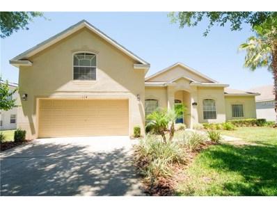 114 McFee Drive, Davenport, FL 33897 - MLS#: O5514079