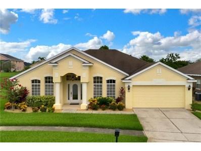 111 Prestwick Drive, Davenport, FL 33897 - MLS#: O5517153