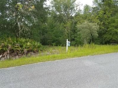 Shirla Rae Drive, Spring Hill, FL 34610 - MLS#: O5519018