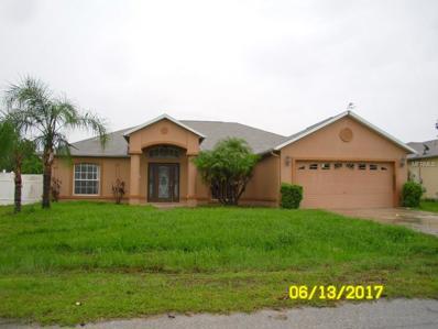 927 Gloucester Court, Kissimmee, FL 34758 - MLS#: O5519060