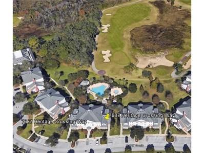 7687 Heritage Crossing Way UNIT C8, Reunion, FL 34747 - MLS#: O5519556