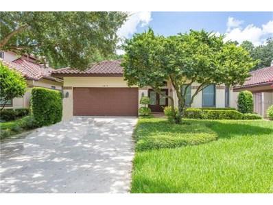1617 Glen Eagles Way, Orlando, FL 32804 - MLS#: O5520151