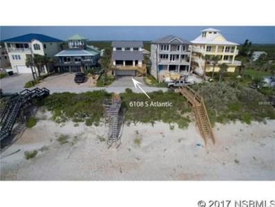 6108 S Atlantic Avenue, New Smyrna Beach, FL 32169 - MLS#: O5523182