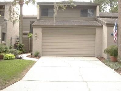 643 Woodridge Drive UNIT x, Fern Park, FL 32730 - MLS#: O5523307